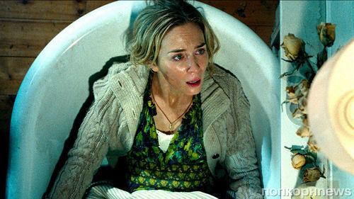 Эмили Блант не вернется в сиквел «Тихого места»