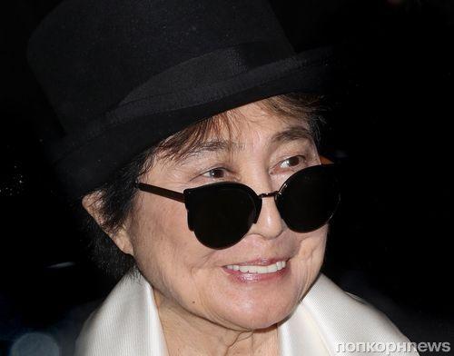 83-летняя Йоко Оно попала в больницу