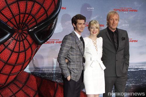 Актеры из фильма человек паук 5 фото актеров сериала клон спустя годы
