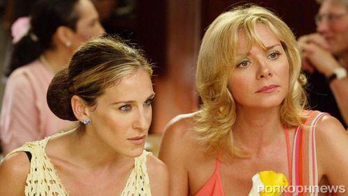 Сара Джессика Паркер не хочет снимать «Секс в большом городе 3» без Ким Кэттролл