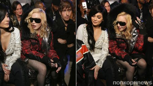 Фото: Мадонна, Селена Гомес, Леди Гага и другие звезды на Неделе моды в Нью-Йорке