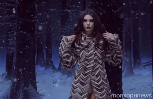 Кендалл Дженнер снялась в провокационном видео для журнала Love
