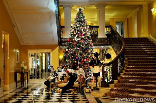 Рождественская сказка от Lanvin