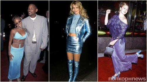 Снимите это немедленно: 15 самых безумных нарядов звезд из 90-х
