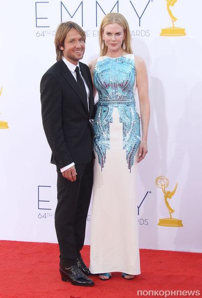 Звезды на церемонии вручения телевизионной премии «Эмми» 2012