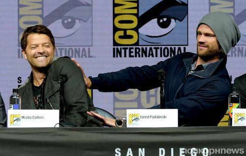 Звезды «Сверхъестественного» рассказали о 14 сезоне на Comic-Con