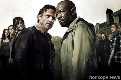 Промо-фото первых трех серий 6 сезона «Ходячих мертвецов» появились в сети