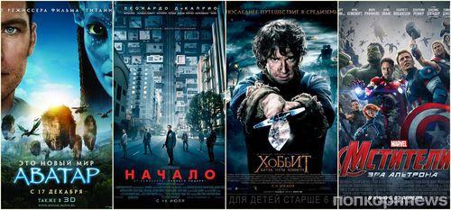 Голосуем: какие блокбастеры последнего десятилетия заслуживают «Оскар» как «лучший популярный фильм»?