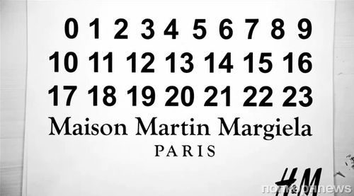 H&M выпустит коллекцию совместно с Maison Martin Margiela