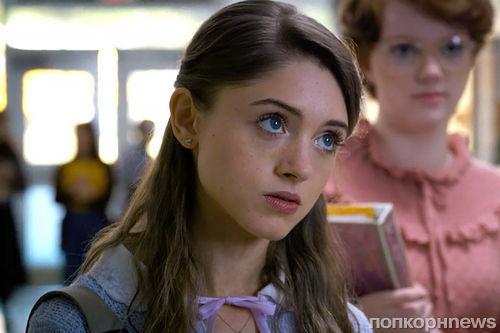 «Больше, мрачнее, страшнее»: Наталия Дайер о 3 сезоне «Очень странных дел»