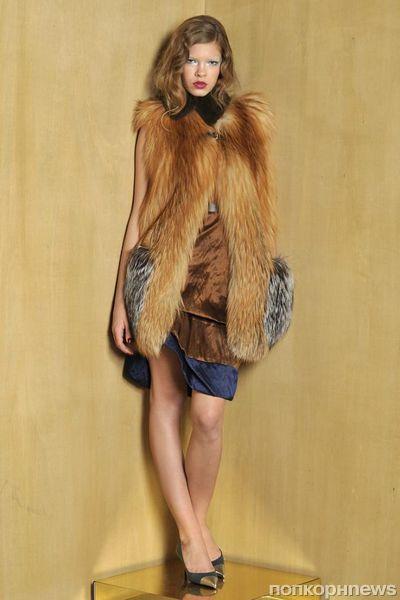 Пре-коллекция Louis Vuitton. Осень / зима 2012