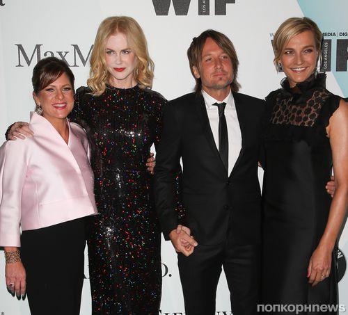 Звезды на церемонии Women in Film в Лос-Анджелесе