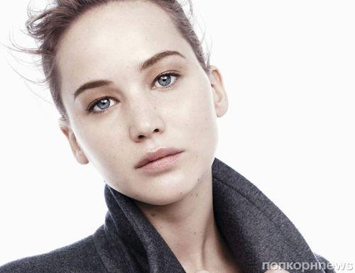 Первый взгляд на Дженнифер Лоуренс в рекламной кампании Dior. Осень / зима 2013-2014