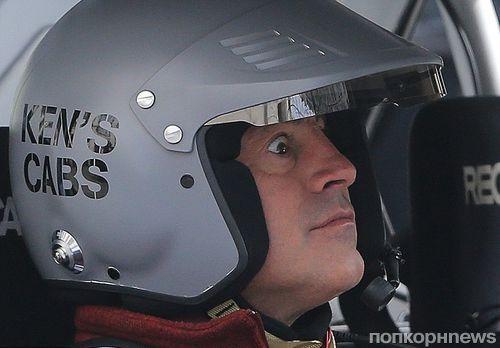 Фото: Мэтт ЛеБлан испортил чью-то свадьбу на съемках Top Gear