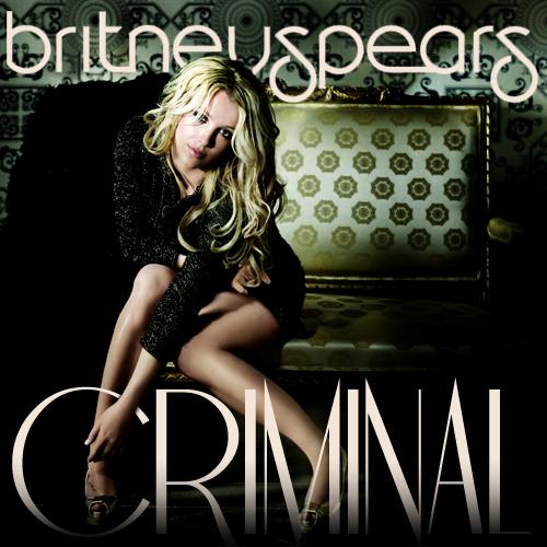 """Новый клип Бритни Спирс - """"Criminal"""""""