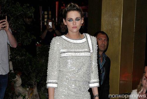 Фото: Кристен Стюарт, Кейт Бланшетт и другие звезды на вечере Chanel в Каннах
