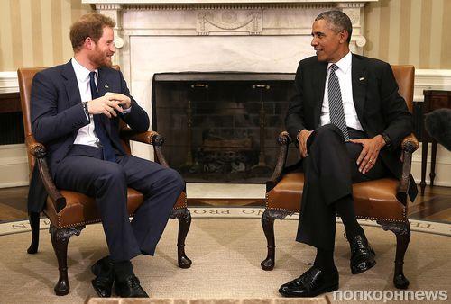Принц Гарри и Меган Маркл хотят пригласить на свою свадьбу Барака Обаму