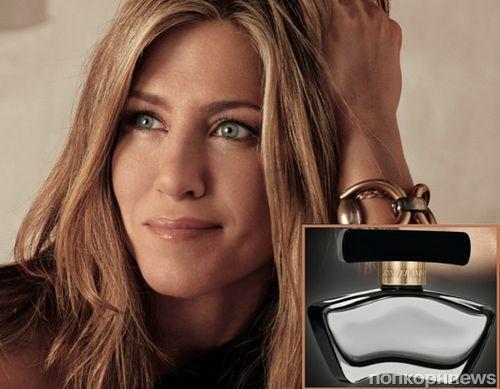 Дженнифер Энистон выпустила новый аромат Luxe