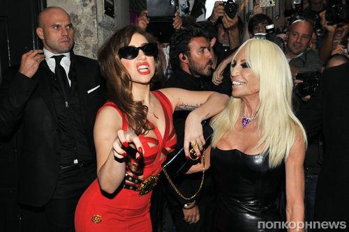 Lady Gaga в Милане