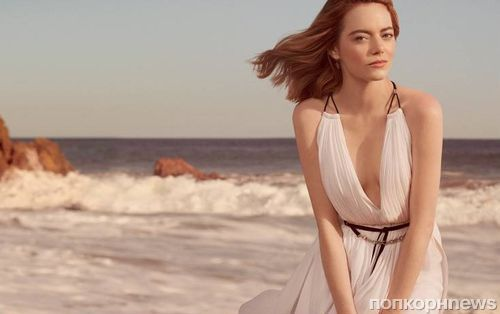 Эмма Стоун снялась в короткометражке Louis Vuitton от режиссера Бондианы