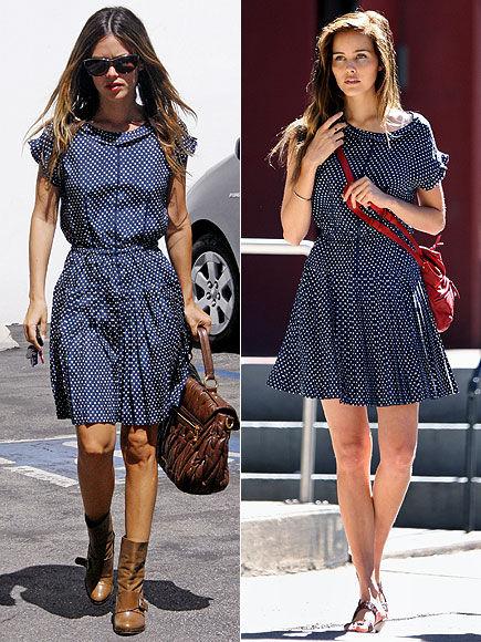 Fashion Battle: Рэйчел Билсон и Изабель Лукас