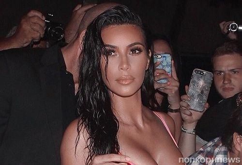 Ким Кардашьян возглавила список самых неудачных амбассадоров модных брендов