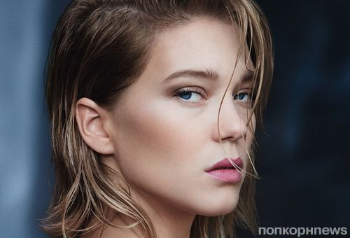 Леа Сейду снялась в рекламе нового аромата Louis Vuitton