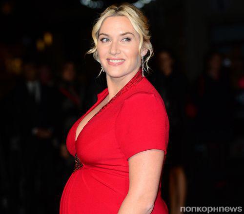 Кейт Уинслет родила сына