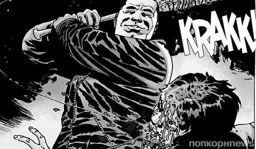 Создатели «Ходячих мертвецов» показали «эффект убийства», созданный для финала 6 сезона