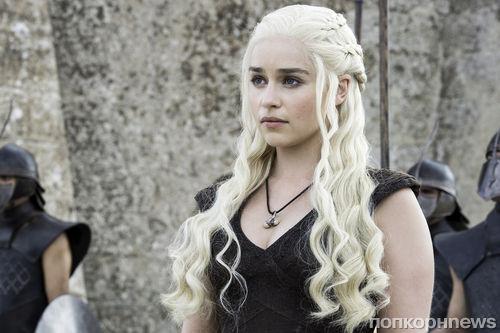 Эмилия Кларк обещает, что 8 сезон «Игры престолов» «шокирует» зрителей