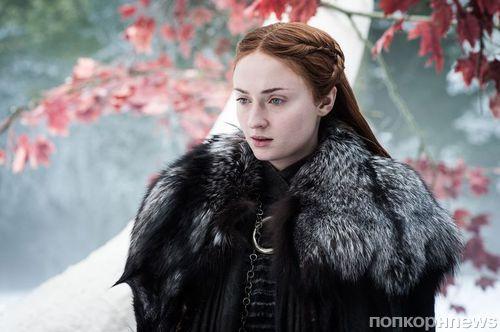 Софи Тернер надеется, что фанаты будут довольны «непредсказуемым» финалом «Игры престолов»