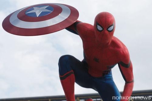 Том Холланд сыграет Человека-паука в шести фильмах Marvel