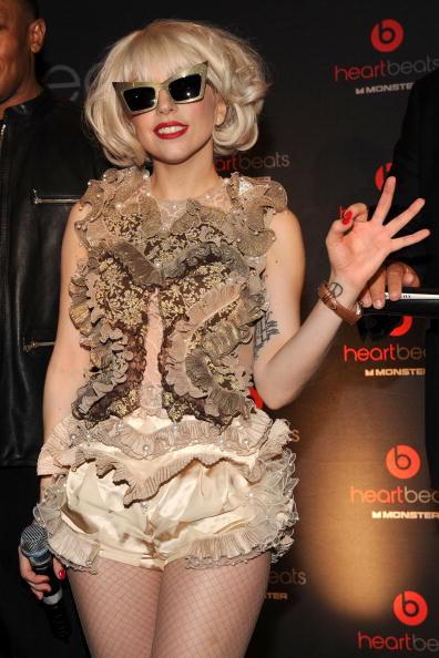 Виктория Бэкхем: Lady Gaga - пародия на саму себя