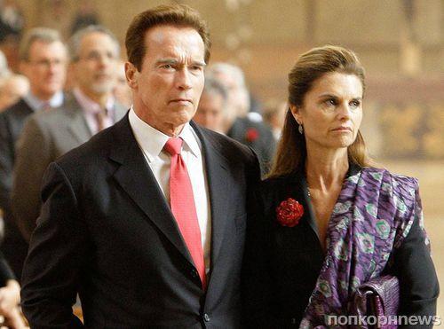 Арнольд Шварценеггер и Мария Шрайвер уже 7 лет не могут официально оформить развод