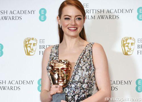 Кинопремия BAFTA 2017: полный список всех победителей