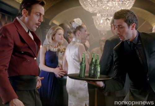 Дэниел Крейг в рекламе пива