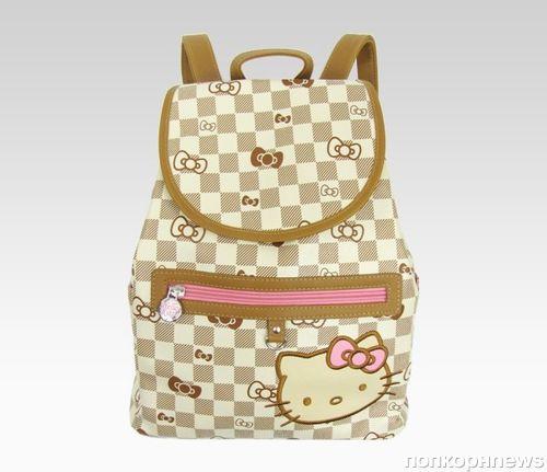 Коллекция аксессуаров для путешествий от Hello Kitty