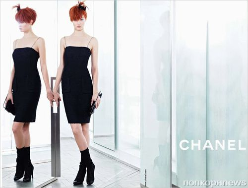 Рекламная кампания Chanel. Весна 2014
