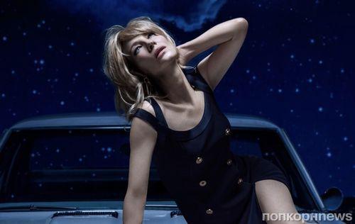 Кейт Бланшетт в новой фотосессии для W Magazine