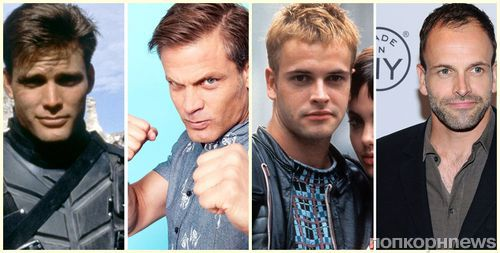 Фото: как сегодня выглядят мужчины – голливудские секс-символы 90-х