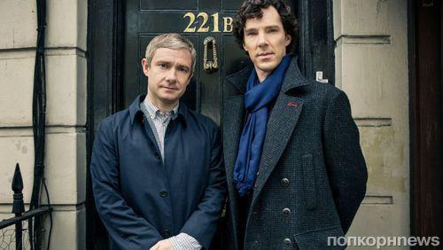 Четвертый сезон сериала «Шерлок» омрачат трагедией