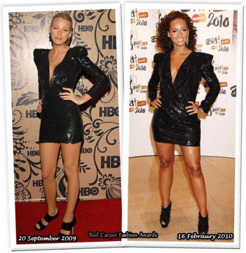 Fashion battle: Блэйк Лайвли и Алишия Кис