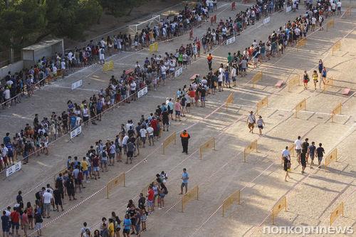 3,5 тысячи человек участвуют в кастинге к 6 сезону «Игры престолов» в Испании