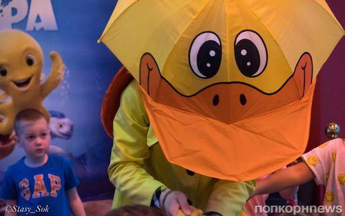 «Киноафиша» провела пресс-показ мультфильма «Подводная эра» в пяти городах России