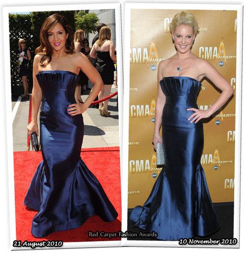 Fashion Battle: Мария Баррера и Кэтрин Хайгл