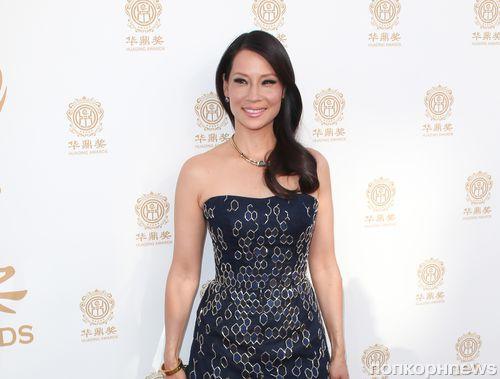 Звезды на Huading Film Awards