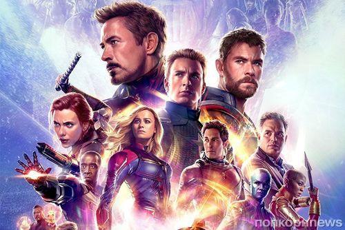 """Спойлеры: на CinemaCon раскрыли содержание двух сцен из """"Мстителей: Финал"""""""