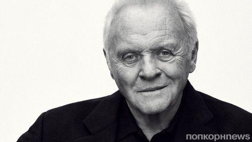 79-летний Энтони Хопкис снялся в рекламной кампании модного бренда Brioni