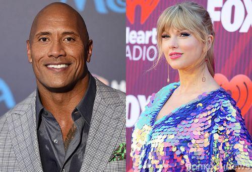 Тейлор Свифт, Дуэйн Джонсон, Леди Гага и другие звёзды попали в список самых влиятельных людей мира по версии Time