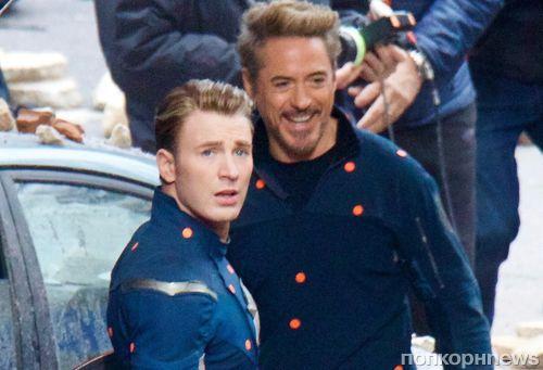 «Мстители 4» выйдут в апреле 2019